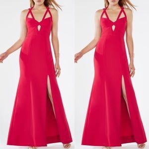 BCBGMaxAzria Dresses - BCBG evening red gown